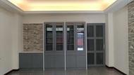 日本矽酸鈣防火天花板每坪2300元平釘天花板造型天花板造型牆櫥櫃系統櫃衣櫥電視櫃鞋