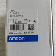 OMRON 液位 水位控制器 日製 立石 液面 控制器 61F-G1