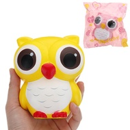 Owl Squishy 11.5*10CM Slow Rising With Packaging Collection Gift Soft Toy