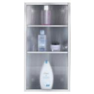 不銹鋼三角浴室櫃三角形鏡櫃儲物櫃轉角鏡櫃鏡箱收納儲物壁掛吊櫃