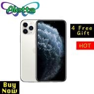 ปลดล็อกApple iPhone 11 Pro 5.8นิ้วFace ID NFC ROM 64GB/256GBสมาร์ทโฟนA13 Hexa-core Apple Pay