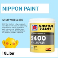 Nippon Paint 5400 Wall sealer 18Liter
