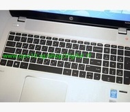 50/set  HP-023 HP notebook Pavilion 15-inch super this ENVY15 (with numeric keys) Keyboard Cover- la