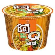 【超商取貨】[阿Q桶麵]雞汁排骨風味(12入)