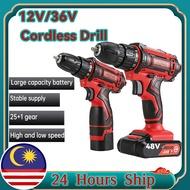 Hand Drill Cordless Impact Hammer Screwdriver Drill kit Battery Makita Original Drill Cordless Bosch 12v/48v 电钻