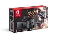 刷卡日版 同梱 主機 魔物獵人 XX Nintendo Switch NS 另售 PS4 PRO 世界 漫威蜘蛛人 戰神