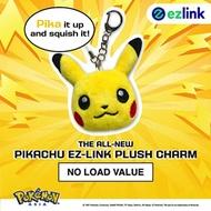 Pokemon Pikachu Ez-Link Charm ★ Ezlink Card ★ Limited Edition ★ Collectibles