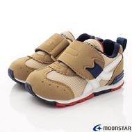 日本月星Moonstar機能童鞋-頂級HI系列學步款1508卡其(寶寶段) 618購物節