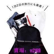新品 代購 日雜附錄 KANGOL包 英國潮牌 宮脇咲良同款 雙肩包 書包 旅行包 後背包 補習包 外出包 運動包