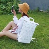 Adidas 3D Roll Top Backpack กระเป๋าเป้สะพายหลัง เปิดปิดแบบ Roll Top 2019 แท้100% ส่งฟรี kerry