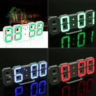 {現貨}TS-S60 8字LED時鍾 LED掛鍾 數字立體鍾 時尚掛牆鍾 電子時鍾