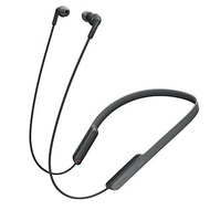 SONY Wireless earphone with microphone Black MDR - XB70BT B [FREE EMS]