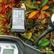 機車用 360度 手機支架 導航架 手機架 GPS 電動車 自行車 腳踏車 iPhone XR XS i8 R15 A8 『無名』 M09124