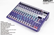 Mixer ASHLEY MDX 12 / MDX12 / MDX-12 (ORIGINAL)