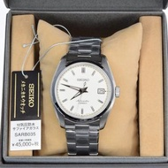 [BNIB] Seiko Cream Dial Automatic Dress Watch with 38mm Case, and Sapphire Crystal SARB035