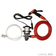 車載洗車機12V高壓便攜水泵汽車用洗車器家用清洗機小型洗車神器