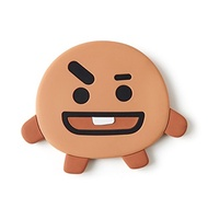 ▶$1 Shop Coupon◀  BT21 Official Merchandise by Line Friends - SHOOKY Character Silicon Hand Mirror,