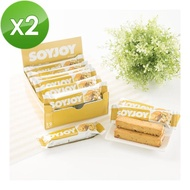 【soyjoy】大豆營養棒花生口味12入/盒(2盒組)
