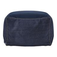 [MUJI 無印良品] 懶骨頭椅套∕棉丹寧∕深藍