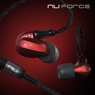 NuForce HEM4 Hi-Res動鐵耳機(酒紅色)