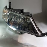三菱 奧蘭德 OUTLANDER大燈 07~14年 原廠拆車