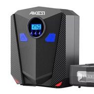 【優選】AIKESI 預設胎壓 電動數位高速自動打氣機