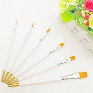 現貨 6件畫筆優惠組 水彩畫筆 油畫畫筆 美勞筆具 繪畫工具