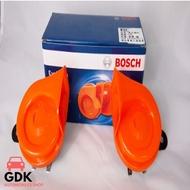 GDK-德國 BOSCH 喇叭 渦式喇叭 蝸牛喇叭 105~118分貝 WRC 高低音喇叭 汽車 機車