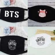 BTS Wings Mouth Mask Kpop Merchandise Face Muffle Jung J-Hope Bangtan Boys V ULO