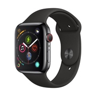 Apple-Apple Watch Series 4 GPS+Cellular (44mm Space Black Stainless Steel Case Black Sport Band) สมาร์ทวอทช์ Smart Watches & Fitness Trackers  Smart Electronics  Consumer Electronics