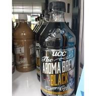UCC AROMA BREW 艾洛瑪黑咖啡525ml x 24入 宅配免運(799元)