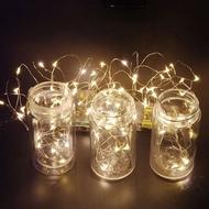 USB燈條 LED防水燈飾 浪漫 USB插頭 露營燈 情人節 燈串 夜燈 婚禮 聖誕 自拍神器 星空 婚宴.
