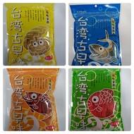 💯現貨百分百💯 台灣古早味  海味家族 蜜汁干貝 蜜汁虱目魚沙茶 蜜汁沙茶 紅燒魚排 芝麻魚卷