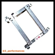 Racing Seat Rail Bracket - Accept Sliders From Bride / Momo / OMP / Sscus / Recaro / Sparco