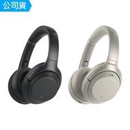 福利品【SONY 索尼】WH-1000XM3 藍芽無線降噪耳罩式耳機(公司貨)