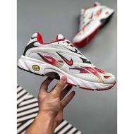 正品 Supreme x Nike Zoom Streak Spectrum Plus白火焰