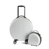 กระเป๋าเดินทางสตรีชุดกระเป๋าถือใบเล็กเด็กกระเป๋าเดินทางบนล้อดำเนินการต่อ Cabin กระเป๋าเดินทางแบบลากแปลกกระเป๋าลาก