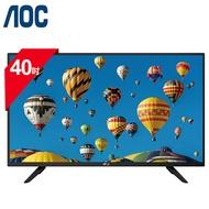 【領券再9折】 [AOC 美國品牌]40吋液晶顯示器 40M3080/69