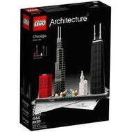 【合川玩具 】現貨 LEGO 樂高 建築系列 21033 芝加哥