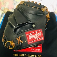 日製硬式 Rawlings 捕手手套 羅林斯 附手套袋