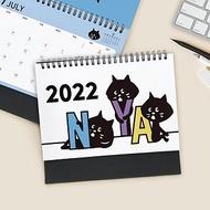 JzFun / NYA- 2022桌曆&口袋日誌