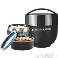振興 便當盒 日本SKATER雙層保溫飯盒不銹鋼式便當盒上班族學生免微波爐加熱 父親節禮物