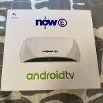 99%新Now E 4K Android TV box nowe 電視盒 (純TV BOX ONLY)