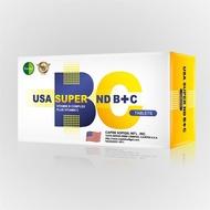 美國Natural D 活力百百高單位B+C / 8盒-O
