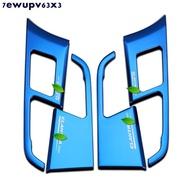 專用于現代 Elantra 內拉手面板貼  Elantra 改裝專用內飾拉手框裝飾拉手貼