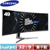 SAMSUNG三星 49型 Dual QHD 曲面電競螢幕  C49RG90SSC