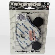 英國 RESPRO TECHNO MASK [技術系列]口罩濾棉 升級套件款
