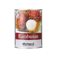 泰驕傲紅毛丹罐頭 Thaipride - Rambutan in Heavy Syrup 565g
