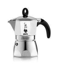BIALETTI หม้อต้มกาแฟ รุ่น DAMA ขนาด 3 ถ้วย (สีเงิน) - เครื่องชงกาแฟ เครื่องทำกาแฟ เครื่องชงกาแฟสด เครื่องชงกาแฟแคปซูล กาแฟแคปซูล แคปซูลกาแฟ เครื่องทำกาแฟสด หม้อต้มกาแฟ กาแฟสด กาแฟลดน้ำหนัก กาแฟสดคั่วบด กาแฟลดความอ้วน mini auto capsule coffee machine