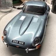 Jaguar E-Type 1:18 出清